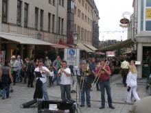 1.-5.6.11 Kirchentag in Dresden