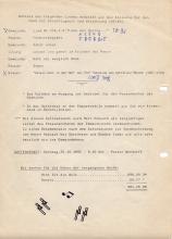 Abschiedsgottesdienst für Werner Gottesdienstblatt Seite 2